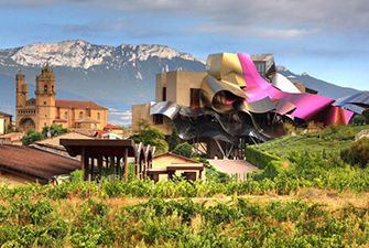 Marques de Riscal Wine Cellar - La Rioja