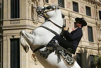 Royal Andalusian School of Equestrian Art - Jerez